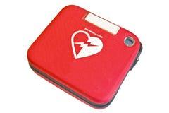 Cadre de premiers soins, cadre de sécurité Photos stock