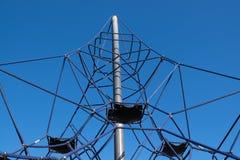 Cadre de s'élever en bassin de ville de Whangarei Images stock