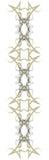Cadre de Swirly Illustration de Vecteur