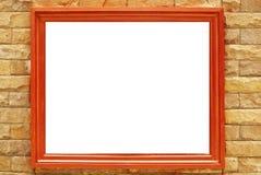 Cadre de tableau Photo stock