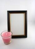 Cadre de tableau photo libre de droits