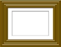 Cadre de tableau illustration de vecteur