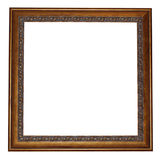 Cadre de tableau antique Photos stock
