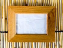 Cadre de tableau blanc Images stock