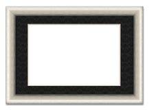 Cadre de tableau blanc avec le support de photo Photo stock
