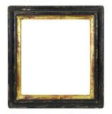 Cadre de tableau blanc de cru Photographie stock