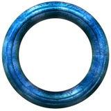Cadre de tableau circulaire Photographie stock