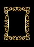 Cadre de tableau décoratif Images stock