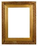 Cadre de tableau décoratif rectangulaire Photos libres de droits