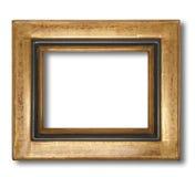 Cadre de tableau, d'isolement Photographie stock