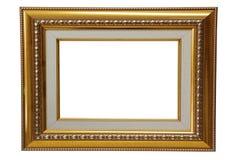 Cadre de tableau d'isolement Photo libre de droits