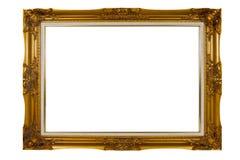 Cadre de tableau de cru Photos libres de droits
