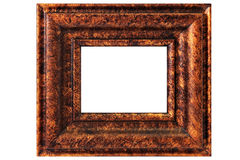 Cadre de tableau de cru Photographie stock