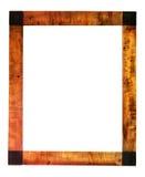 Cadre de tableau de nouveau d'art, cru, sale Photos libres de droits