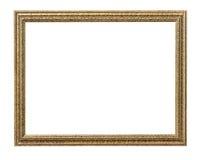 Cadre de tableau de vue en bois Photos libres de droits