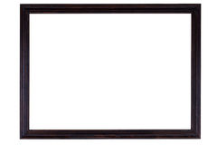 Cadre de tableau en bois Image stock