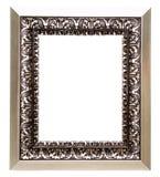 Cadre de tableau en métal photographie stock libre de droits
