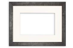 Cadre de tableau noir d'isolement Image libre de droits