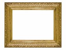 Cadre de tableau ornementé photo libre de droits