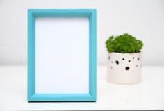Cadre de tableau pour la décoration à la maison. image stock