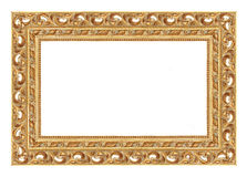 Cadre de tableau pour mettre vos propres illustrations dedans Photo libre de droits