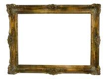 Cadre de tableau sale de cru Photographie stock