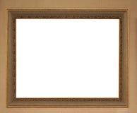Cadre de tableau sur le mur image libre de droits