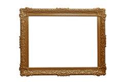 Cadre de tableau vide Photographie stock libre de droits