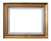 Cadre de tableau vide Images libres de droits