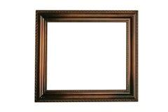 Cadre de tableau vide Photographie stock
