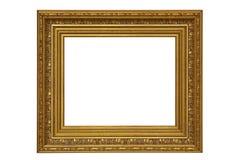 Cadre de tableau vide images stock