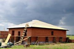 Cadre de toit Photographie stock