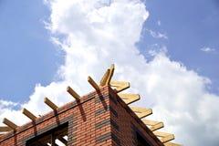 Cadre de toit Image stock