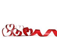 Cadre de Valentine Heart Photos libres de droits