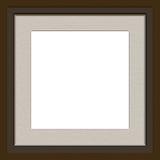 Cadre emmêlé illustration de vecteur