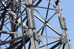 Cadre en acier Image stock