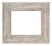 Cadre en bois antique pour des photos et l'art photos libres de droits