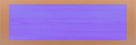 Cadre en bois avec le vieux fond Grande trame en bois Vieux cadre vide en bois de grange Vieux cadre de tableau sur le fond Images stock