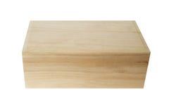 Cadre en bois d'isolement Images libres de droits