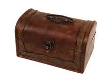 Cadre en bois rustique antique Photos libres de droits