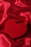 Cadre en forme de coeur image libre de droits