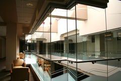 Cadre en verre Photo libre de droits