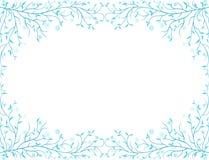 Cadre gelé Images stock