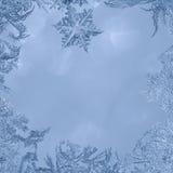 Cadre gelé Photographie stock libre de droits