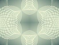 Cadre gris abstrait de frontière Image libre de droits
