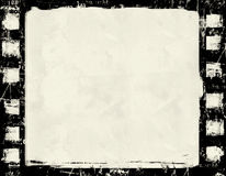 Cadre grunge Photo stock