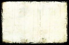 Cadre grunge Photographie stock libre de droits