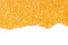 Cadre loqueteux de crêpe photo libre de droits