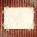 Cadre pour des invitations Image stock