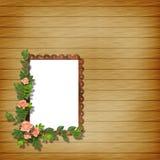 Cadre pour la photo Photo libre de droits